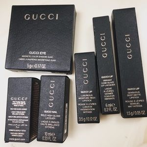 SOLD📍📍📍Gucci Eyeshadow/4 colors❤️ final price